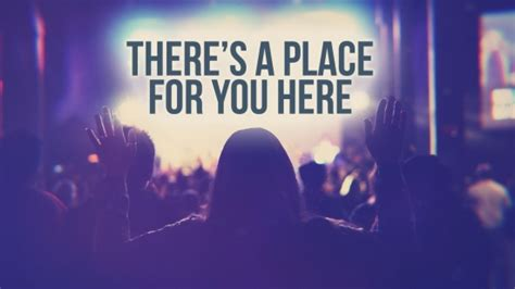 There's a Place for You Here | Hyper Pixels Media