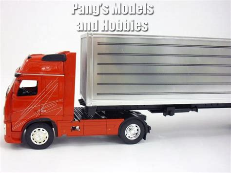 Dry Van Trailer 1/32 Scale Model (for 1/32 Scale Truck Cab