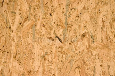 OSB Plate, Material Of Construction Stock Photo - Image of
