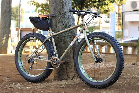 *SURLY* pugsley / BUILT BY BLUE LUG - CUSTOMER'S BIKE CATALOG / カスタマーズ