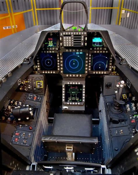 F22 Raptor air force jet cockpit One of my favorite cockpits of all time