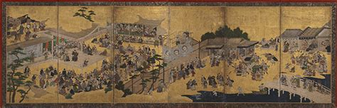 'Byōbu: The Grandeur of Japanese Screens' at Yale Art