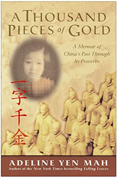 Nonfiction Book Review: A THOUSAND PIECES OF GOLD: My