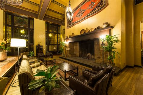 The Overlook Hotel, The Colorado Room (The Ahwahnee Hotel