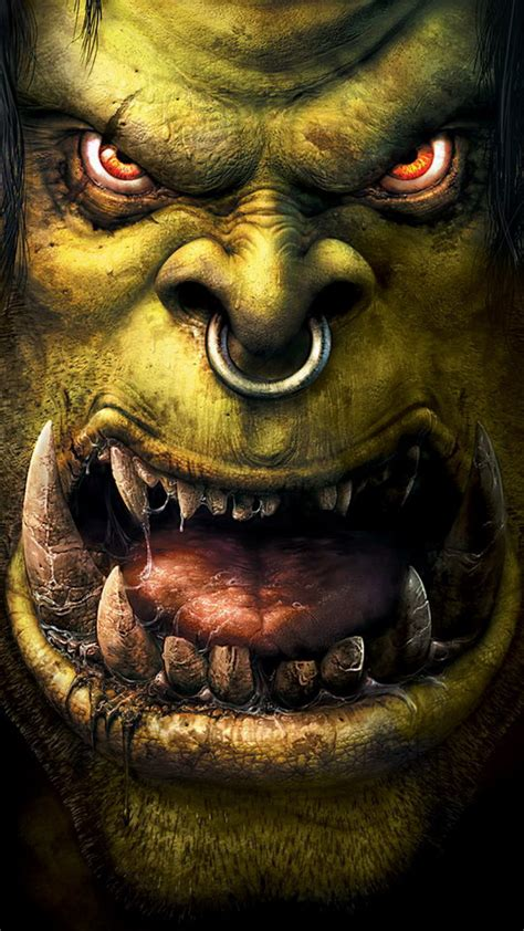 Orc World of Warcraft - Best htc one wallpapers