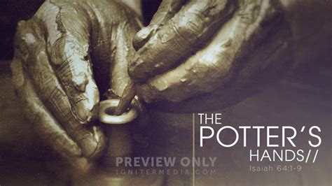 The Potter's Hands - Title Graphics   Igniter Media