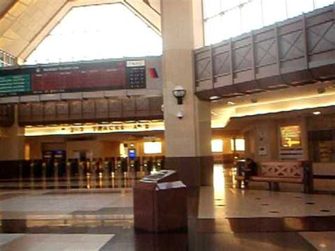 Secaucus Junction - Train Station - YouTube