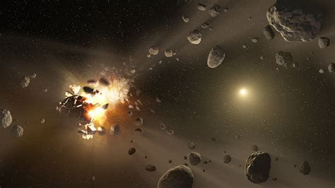 Asteroid Family's Shattered Past | NASA