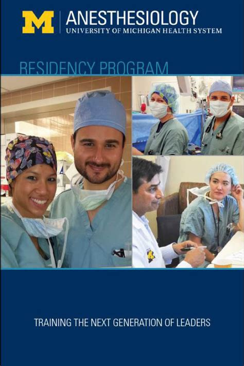 Education and Training Programs | Anesthesiology